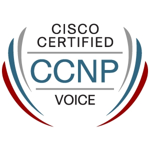 Cisco CCNP Voice Certified